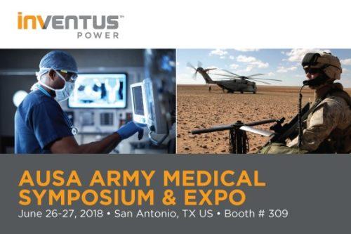 Army Medical Symposium 2018