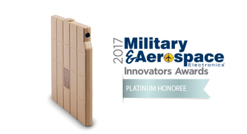 MIL AERO PLATINUM AWARD WINNER