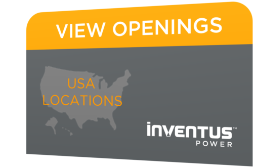 Inventus Power USA Job Openings