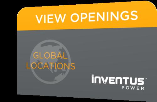 Inventus Power Global Job Openings